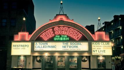at Everyman - Screen on the Green #3