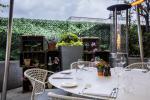 Bar Terrace at Coq D'Argent #2