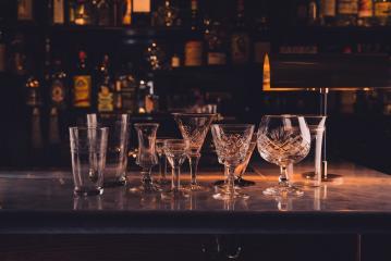Bar at Joyeux Bordel #3