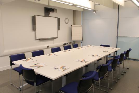 Canary Wharf Training Room