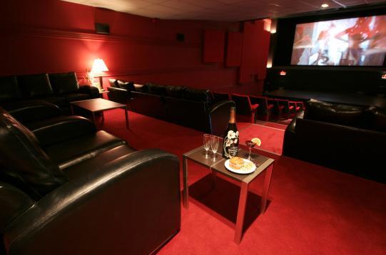 The Electric Cinema