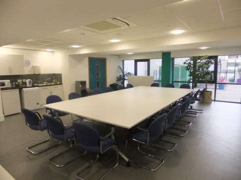 Blenheim Meeting & Training Centre