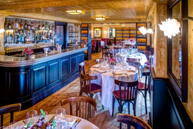 Private Dining Room At Balthazar 1