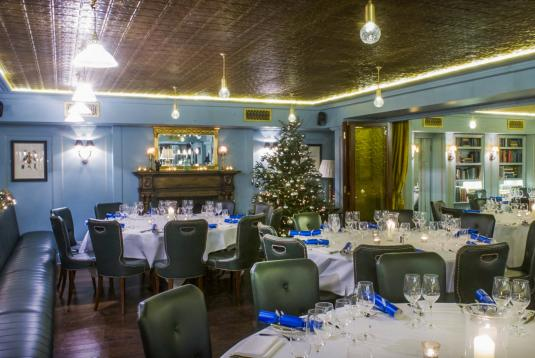 Christmas Oyster Party