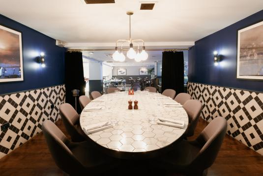 Private Dining Room Pied A Terre Event Venue Hire
