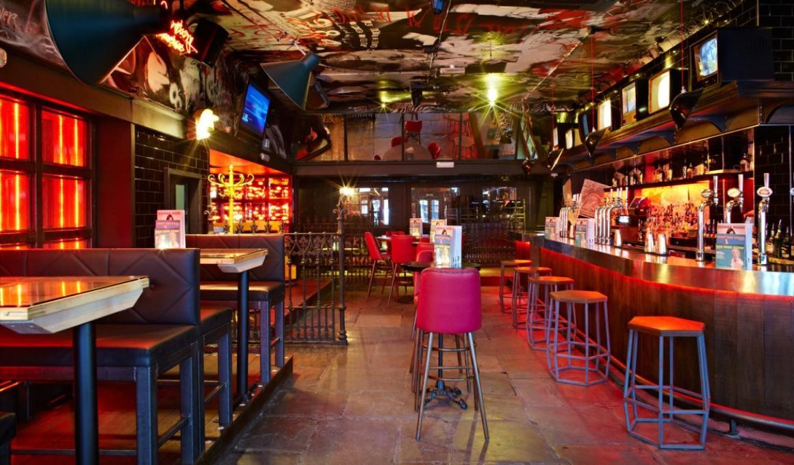 at Bar Soho #1