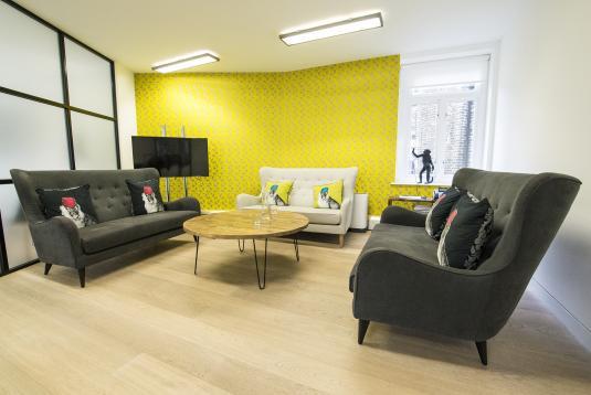 The Sofa Room