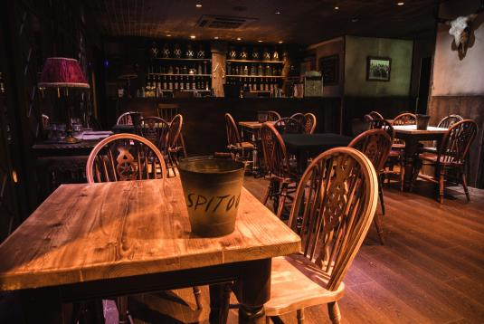 The Saloon - Dry Hire