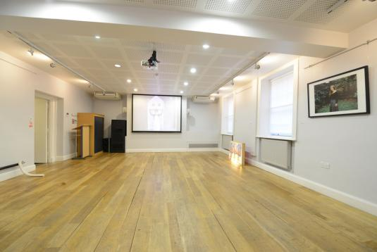 Gallery and Lecture Room