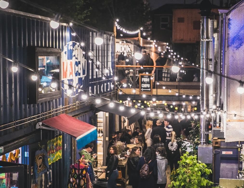 Pop Brixton Event Venue Hire London Tagvenue Com