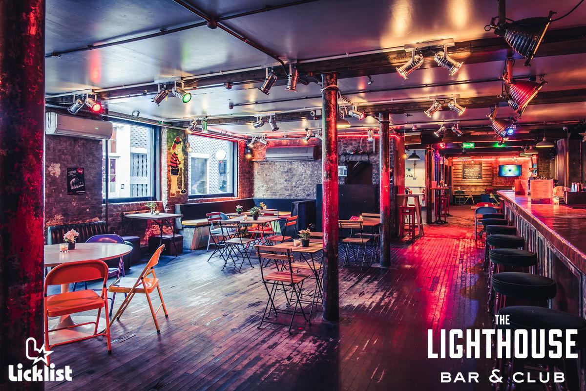 Lighthouse Bar & Nightclub - Event Venue Hire - Shoreditch - Tagvenue.com