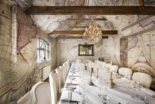 top 10 amazing private dining rooms for hire in london - tagvenue