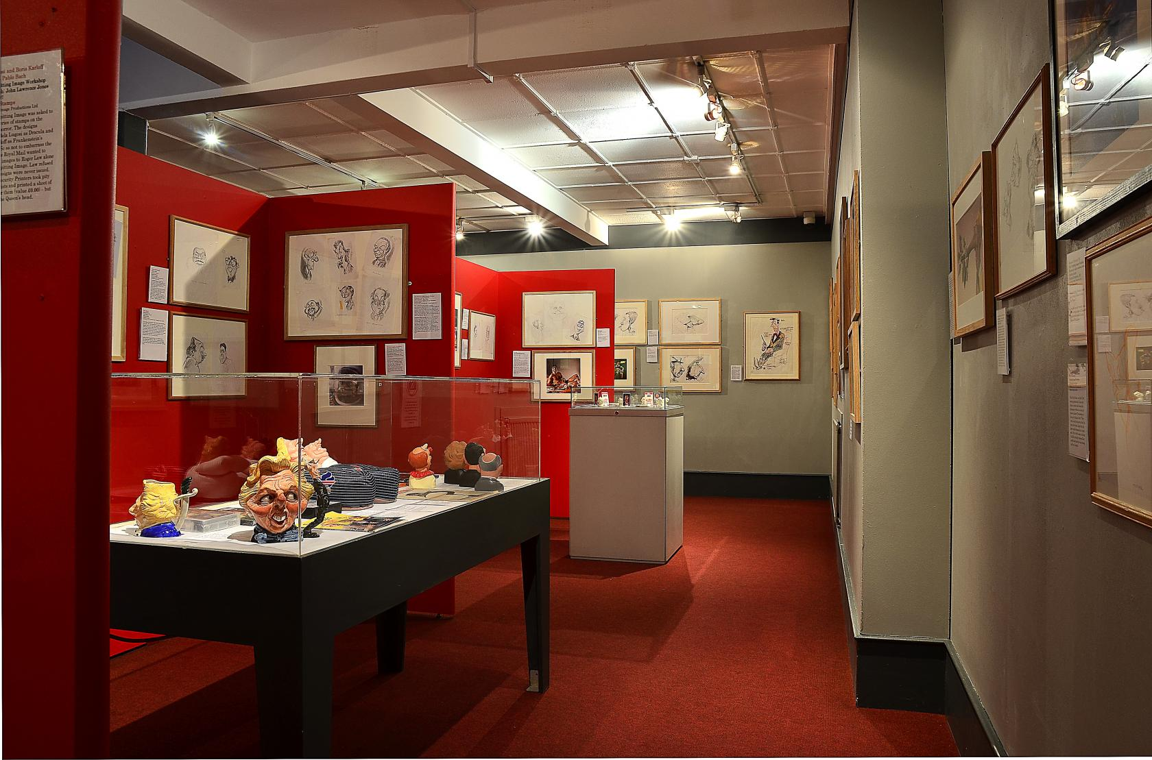 The Cartoon Museum For Private Venue Hire Prices