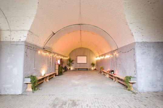 Vauxhall War Room
