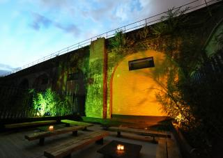 Outside Space at Bermondsey Social Club #3