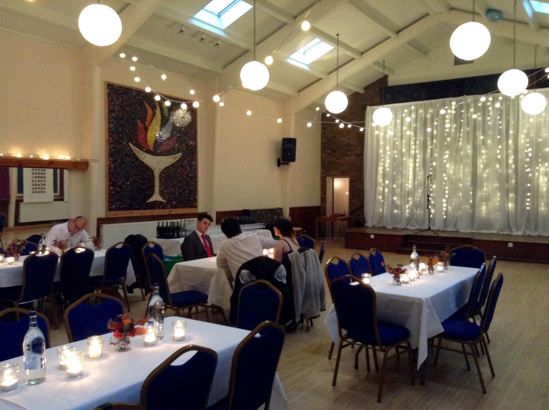 Large Hall Islington Upper Street Event Venue Hire