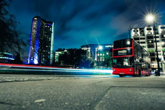 London's VIP Party Bus Service