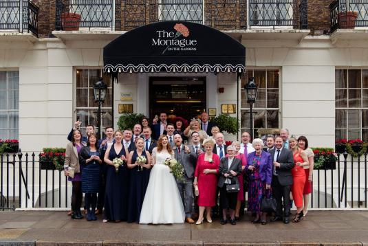 Weddings at The Montague