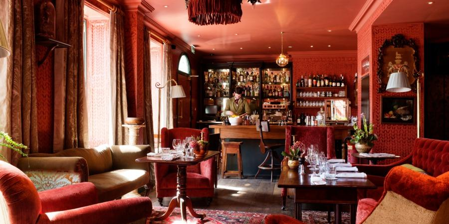 Book the dining room at the zetter townhouse clerkenwell for Dining room zetter townhouse
