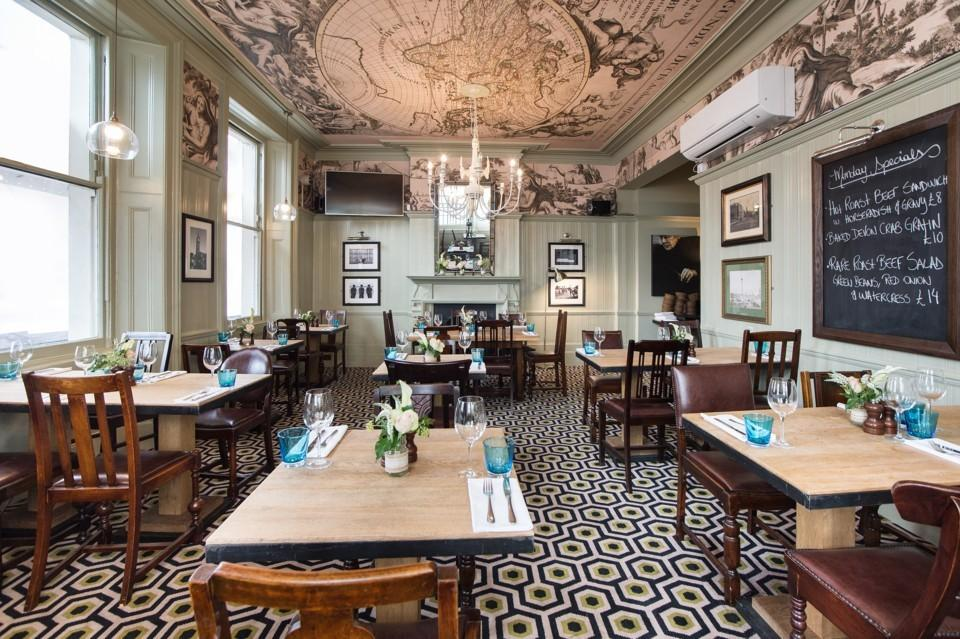 The Clarence Whitehall For Private Venue Hire