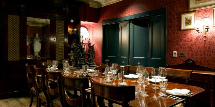 Zetter Townhouse Room Hire