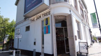 at The Jam Tree Chelsea #4