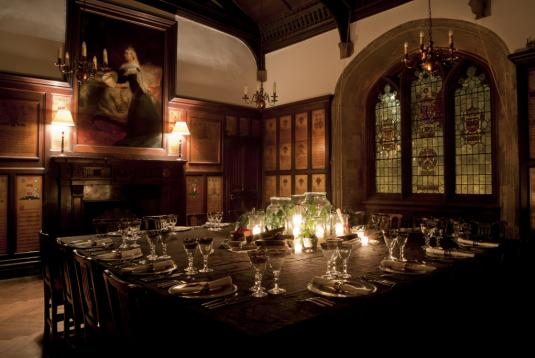 Grubb Street Room Chiswell Street Dining Rooms Event