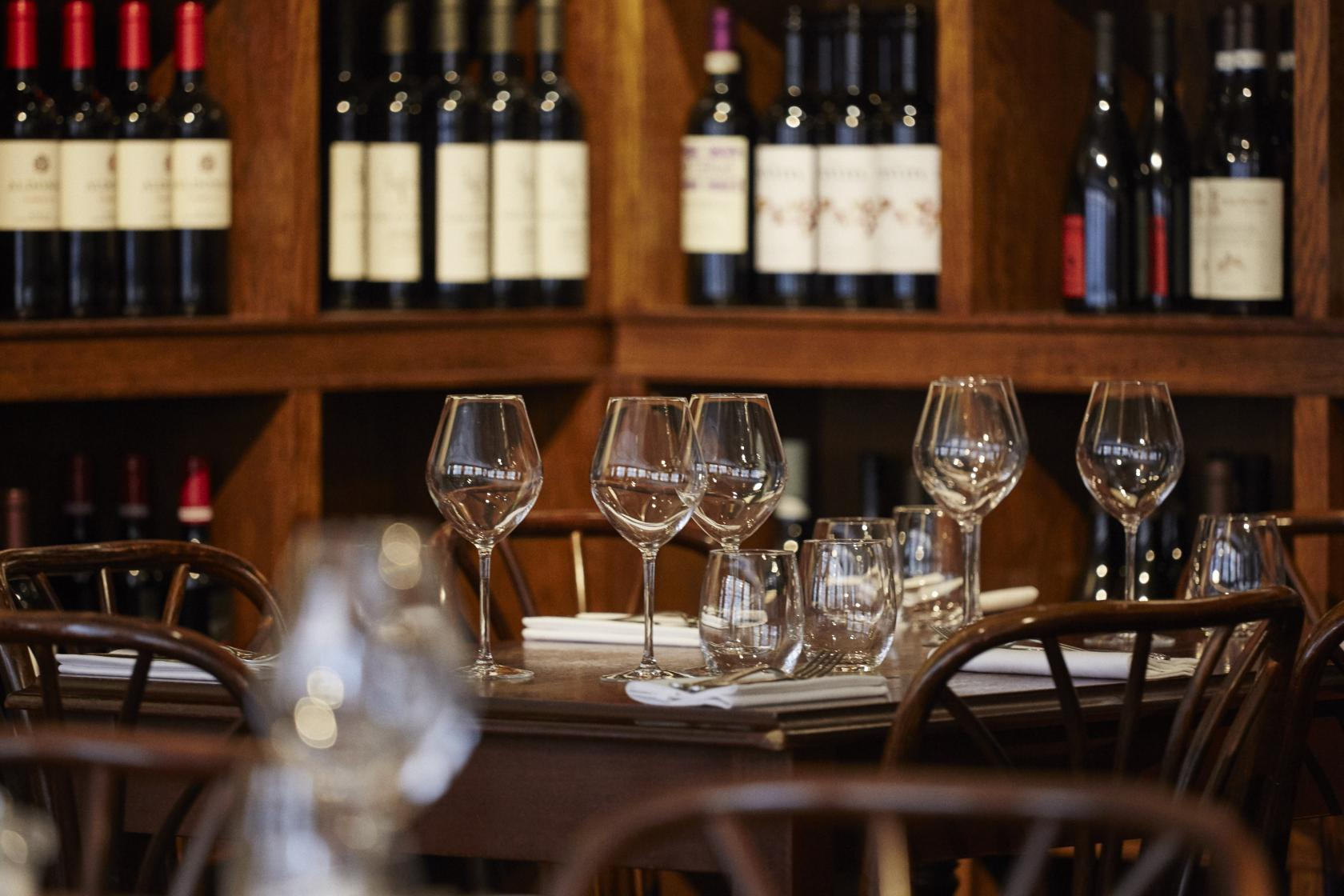Private Room Vinoteca Marylebone Event Venue Hire
