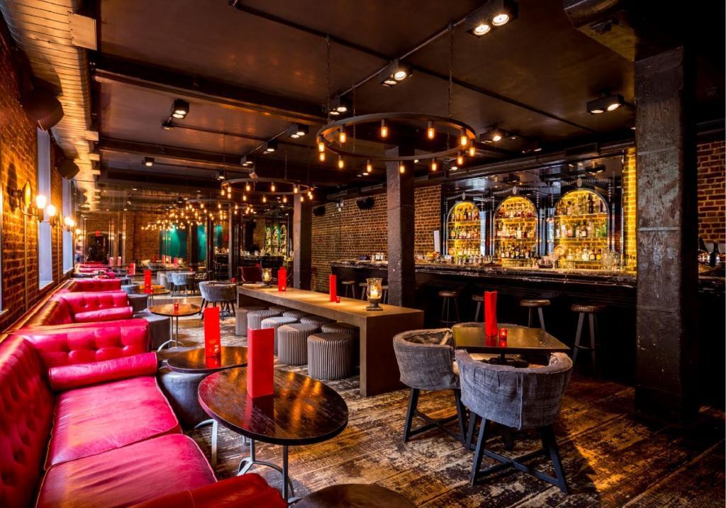 Bar at Old Bengal Bar #1