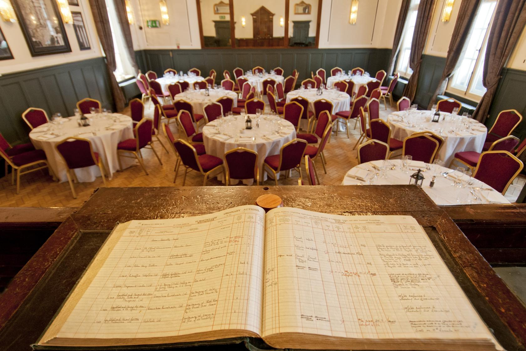 Book The Judges Court At Browns Covent Garden Tagvenue