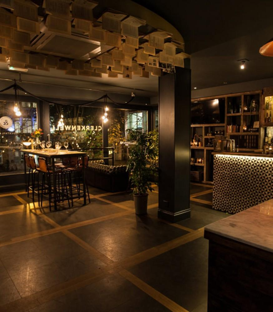 Bar Room Flooring : Book private room bar st floor at clerkenwell and