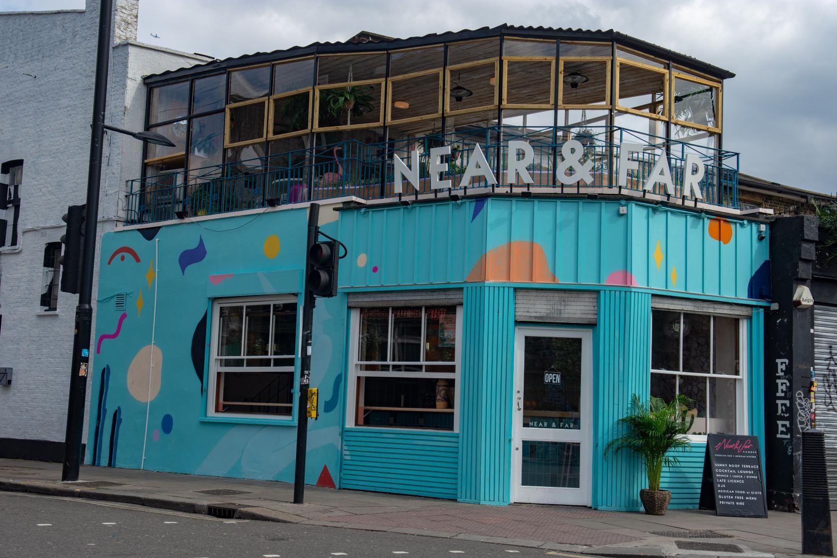 Book The Terrace At Near Amp Far Camden Tagvenue
