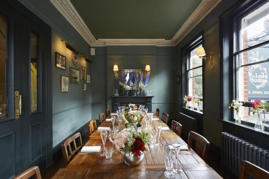at The Lady Ottoline #1