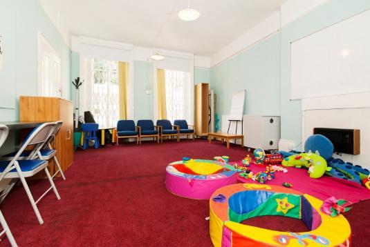 Wates Room