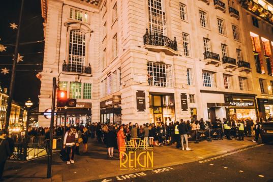 The London Reign - Show Club