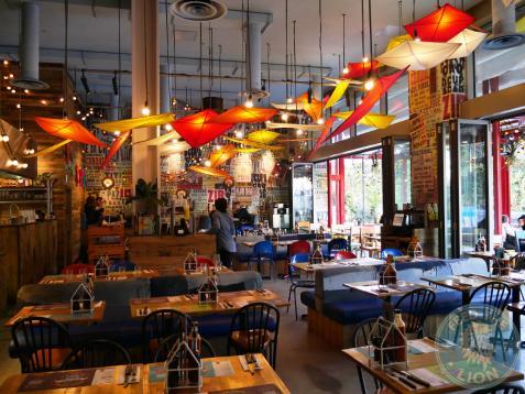 Cabana At White City Event Venue Hire London Tagvenuecom