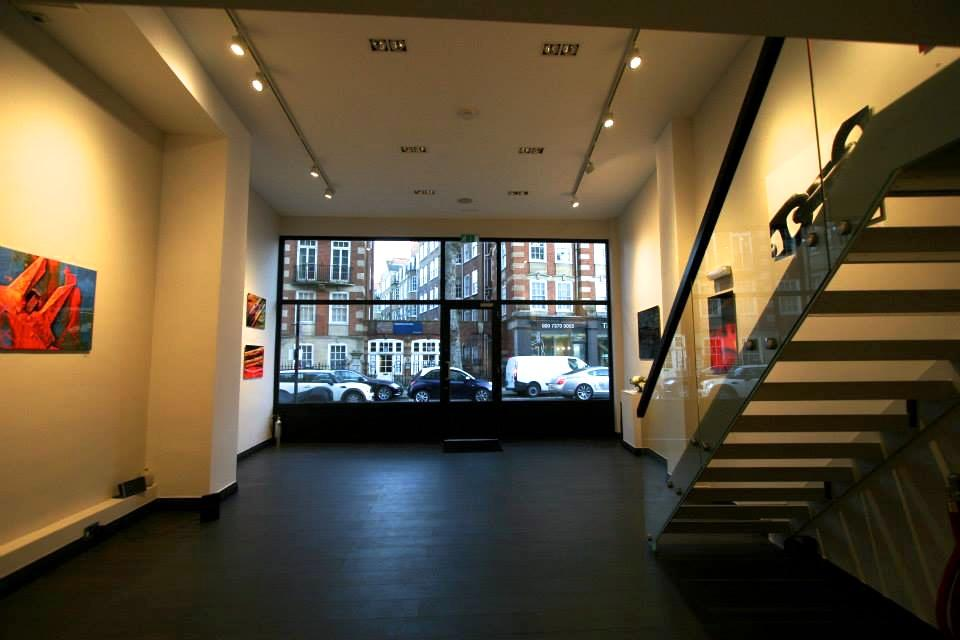 Old Brompton Gallery - Chelsea Venue for Private Hire