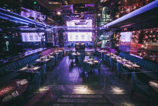 Opium London Restaurant