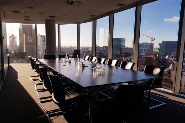 Meeting Room Hire Manchester City Centre