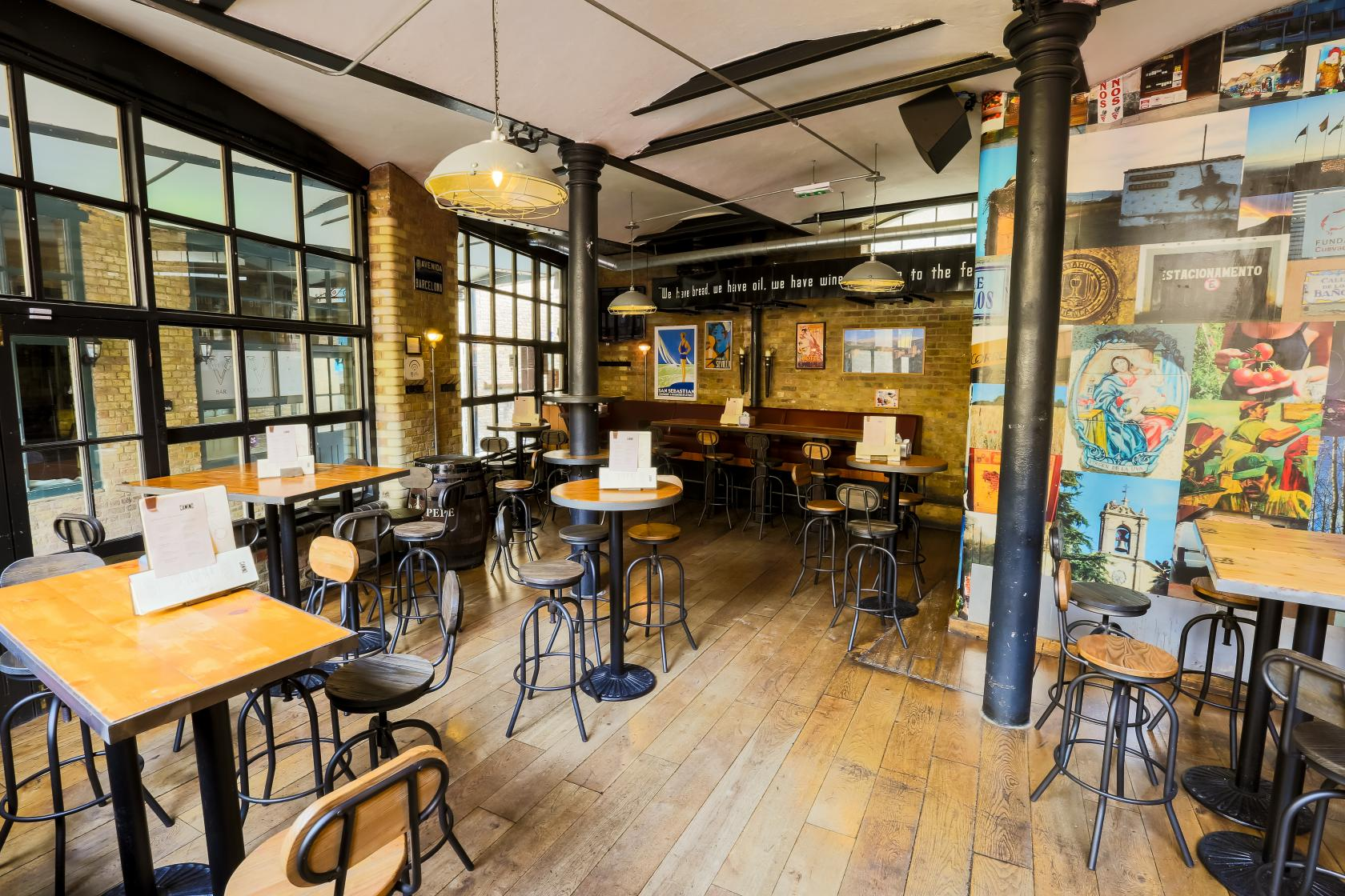 Camino King S Cross Event Venue Hire London Tagvenue Com