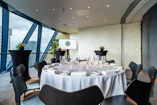 Gherkin Private Room Hire