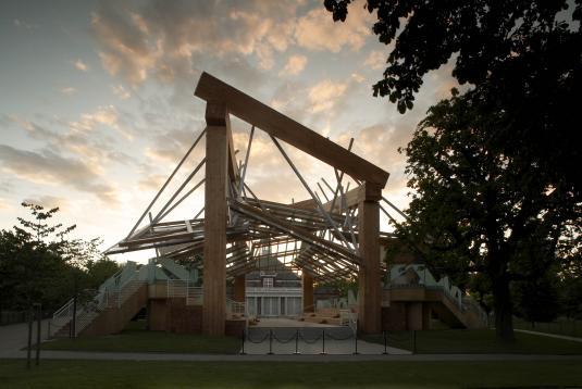 Serpentine Gallery & Pavilion