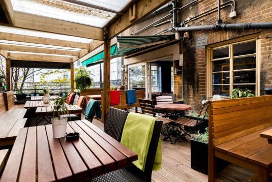 The Belle Bar & Roof Terrace