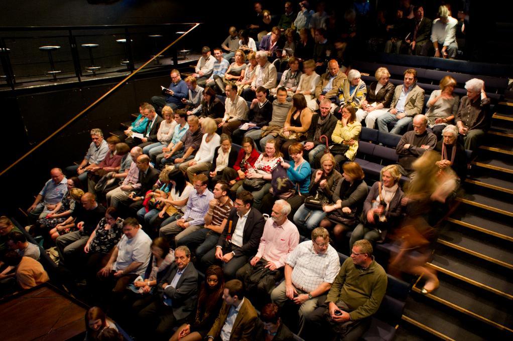 at Soho Theatre #1
