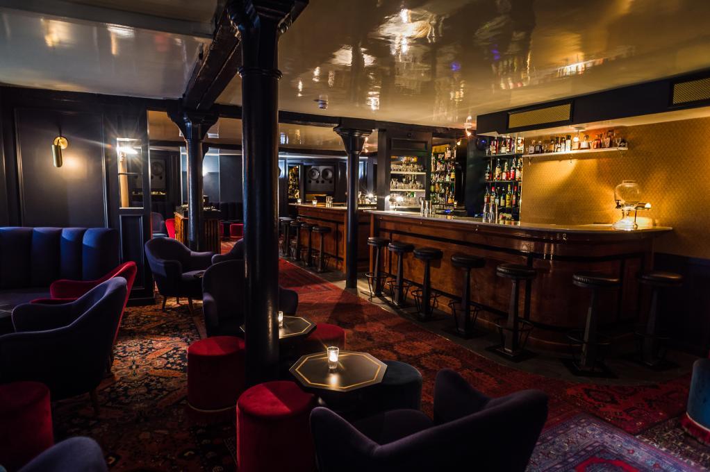 Bar at Joyeux Bordel #1