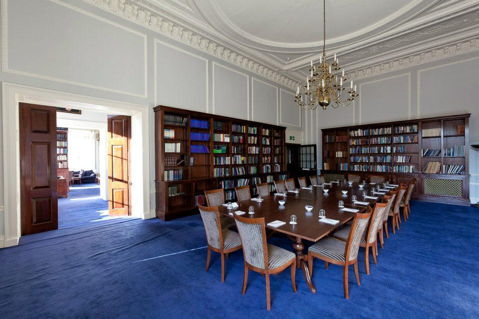Book the reading room at 10 11 carlton house terrace for The terrace house book