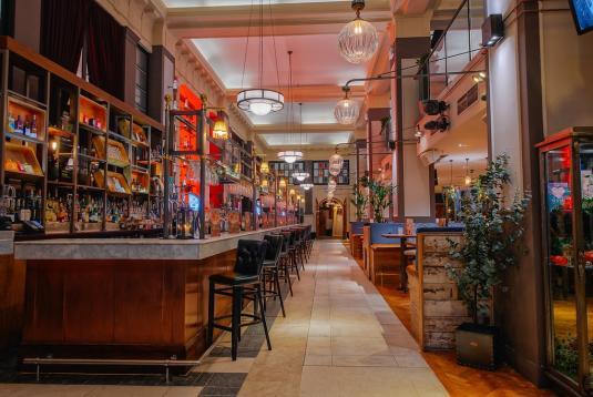 The Lutyens Bar