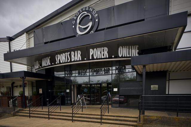 Walsall casino entertainment corporation gambling lottery ontario