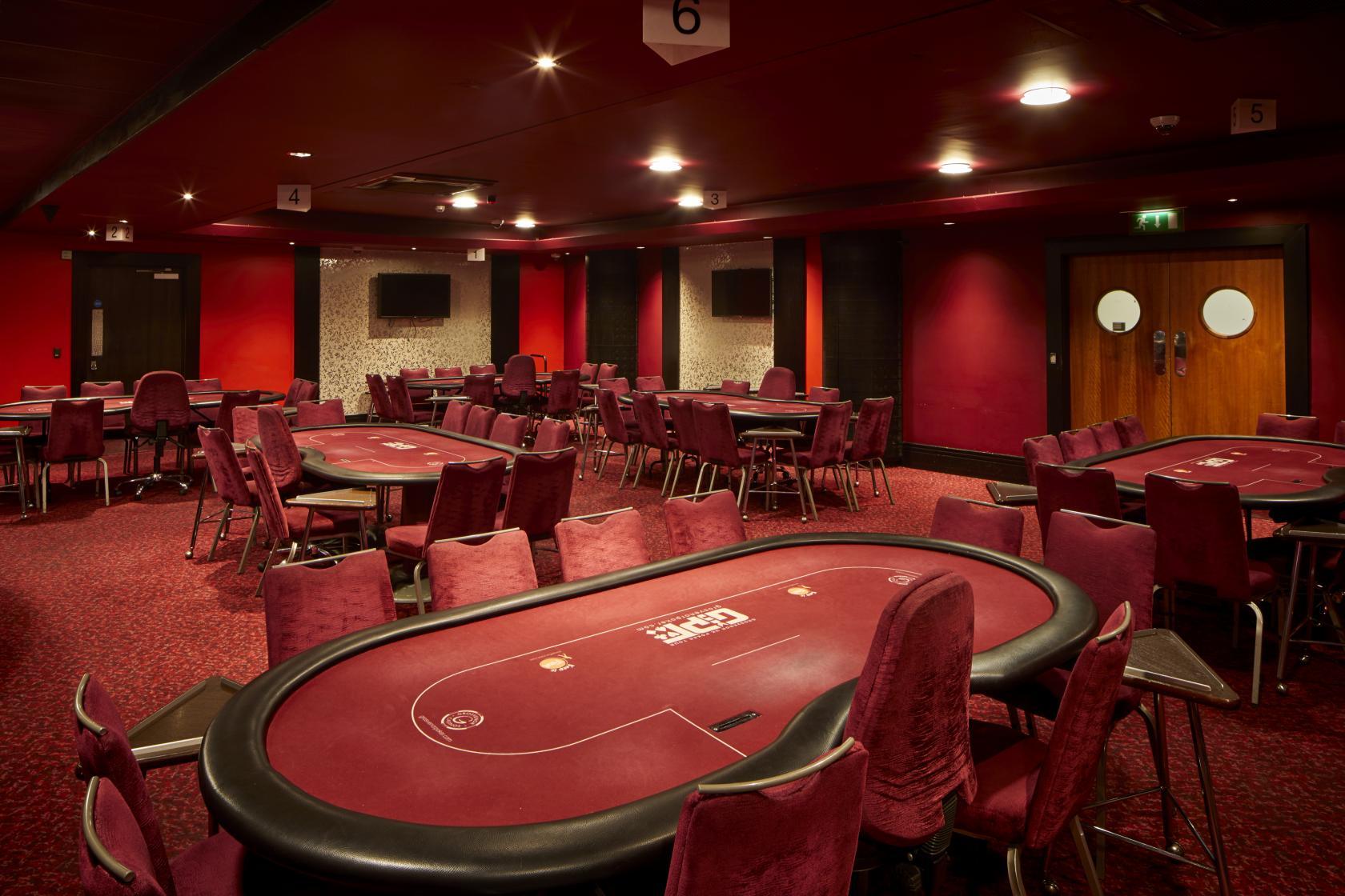 Casino Edmonton Poker Room