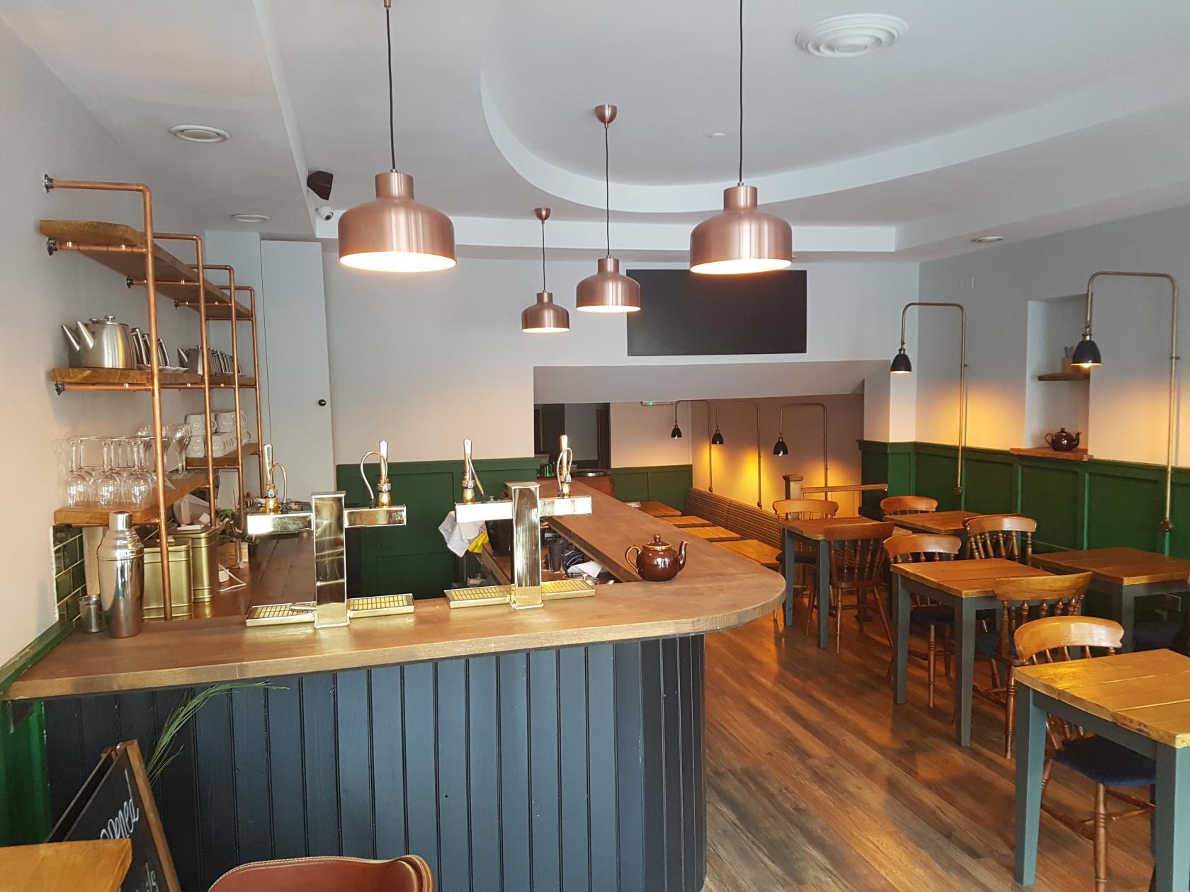 Book Restaurant Amp Bar Area At Brew The Tea Pub Tagvenue